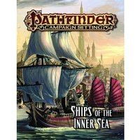 Ships of the Inner Sea Pathfinder Campaign Setting