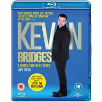 Kevin Bridges Live: A Whole Different Story Blu-ray