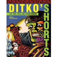 Ditko's Shorts Hardcover