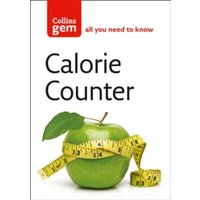 Calorie Counter (Collins Gem) by HarperCollins Publishers (Paperback, 2010)