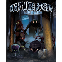 Alien Invasion: Nightmare Forest