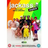 Jackass: The TV And Movie Collection DVD