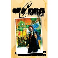 X-Files Season 10 Volume 3 Hardcover