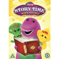 Barney Story Time With Barney DVD