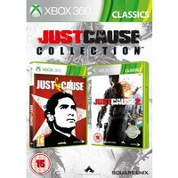 Just Cause 1 & 2 Collection (Classics) Game