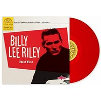 Billy Lee Riley - Red Hot (Limited Edition) Vinyl