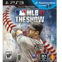MLB 11 The Show Game (Move Compatible)