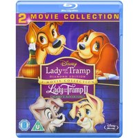 Lady and the Tramp 2 Movie Collection Blu-ray