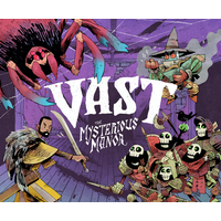 Vast: The Mysterious Manor Board Game