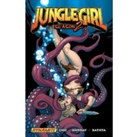 Frank Cho's Jungle Girl Volume 2 Oversized HC