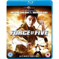 Force Of Five Blu-ray