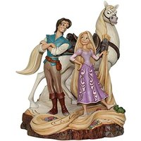 Live Your Dream Carved by Heart (Tangled) Disney Traditions Figurine