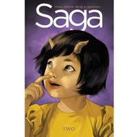 Saga Book 2 Deluxe Edition Hardcover