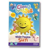 Cloudbabies - Wide Awake Sun DVD