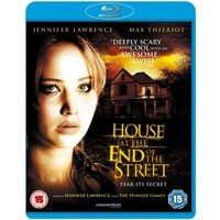 House at the End of the Street Blu Ray