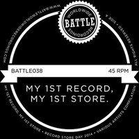 Various Artists - Battle Worldwide Recordings Present: My 1st Record My 1st Store Some Blue Sky Album Vinyl