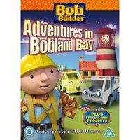 Bob The Builder Adventures In Bobland Bay DVD