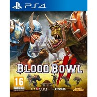 Blood Bowl 2 PS4 Game