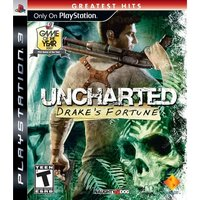 Uncharted Drakes Fortune Game