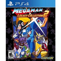 Mega Man Legacy Collection 2 PS4 Game (#)