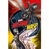 Ant-Man and The Wasp - Unite Maxi Poster