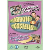 Abbott And Costello Buck Privates/Comin' Round The Mountain DVD