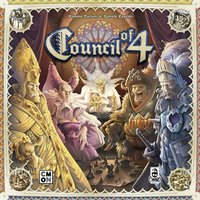 Council Of Four (English 2nd Edition)