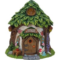 Woodland Tea Rooms Fairy House