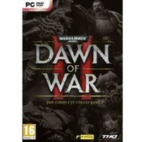 Dawn of War 2 II Complete Collection Game