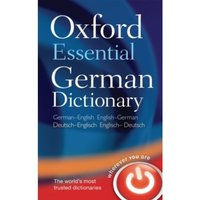 Oxford Essential German Dictionary by Oxford Dictionaries (Paperback, 2010)