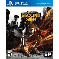 inFamous Second Son PS4 Game (#)