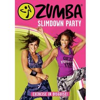 Zumba Slimdown Party (2 Disc Limited Edition) DVD