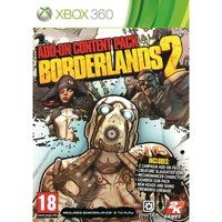 Borderlands 2 Add On Content Pack Game