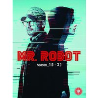 Mr Robot - Seasons 1-3 DVD