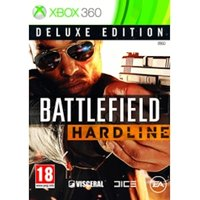 Battlefield Hardline Deluxe Edition Xbox 360 Game