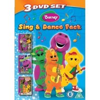 Barney: Sing & Dance Pack (Songs From The Park / Sing That Song / Riff's Musical Zoo)