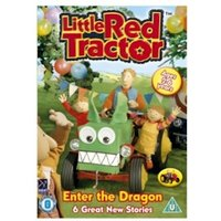 Little Red Tractor: Enter The Dragon DVD