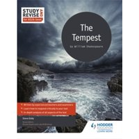 Study and Revise for AS/A-level: The Tempest by Steve Eddy (Paperback, 2016)