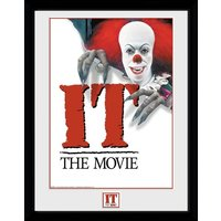 IT 1990 Poster Framed Collector Print