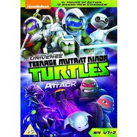 Teenage Mutant Ninja Turtles: Beyond The Known Universe & Intergalactic Attack DVD