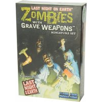 Last Night on Earth Zombies with Grave Weapons