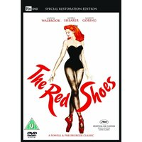The Red Shoes Restored DVD