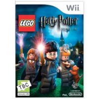 Lego Harry Potter Years 1-4 Game