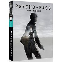 PSYCHO-PASS - The Movie - Collector's Edition Dual Format Blu-ray