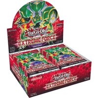 Yu-Gi-Oh! TCG Extreme Force Booster Box (24 Packs)