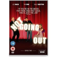 Not Going Out: Complete Second Series DVD