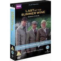Last Of The Summer Wine: Series 19 & 20 DVD