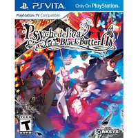 Psychedelica Of The Black Butterfly PS Vita Game (#)