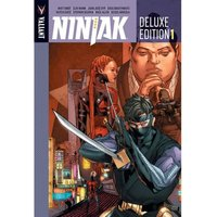 Ninjak Deluxe Edition: Volume 1 Hardcover