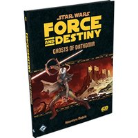 Star Wars Force and Destiny Ghosts of Dathomir